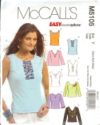McCall's Tops M5105