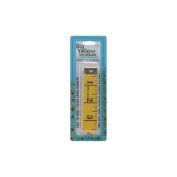 Fibreglass Tape Measure 150cm Yellow