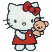 Patch - Hello Kitty - Kitty Puppet Iron On Licenced Gifts Toys p-hk-0006