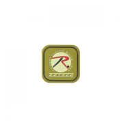 Rothco Logo PVC Patch with Hook Back 4.8cm x 4.8cm