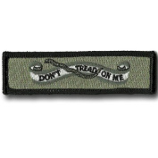 Don't Tread On Me Banner Tactical Morale Patch - ACU/Foliage