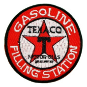 Texaco Gas Stations xpress lube Oil Signs Shirts GT01 Iron on Patches