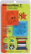 GENERATION T TATTOO PATCH SET-