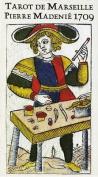 Tarot de Marseille Pierre Madeni 1709