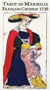 Tarot de Marseille Fran OIS Chosson 1736