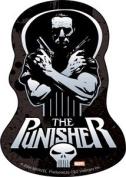 The Punisher Guns Logo Marvel Comics Sticker