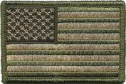 Shoulder Patch USA - Multitan