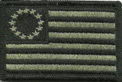 Tactical Betsy Ross Flag Patch - Foliage/ACU
