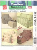 McCall's M4479 Trading Spaces Pattern