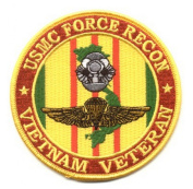 Marine Corps Force Recon Vietnam Veteran Patch