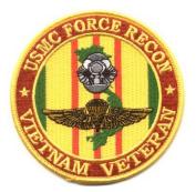 Marine Corps Force Recon Vietnam Veteran Patch