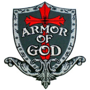 NEW Armour of God 11cm Patch