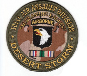 101st Air Assault Division Desert Storm Patch
