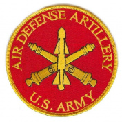 Air Defence Artillery Patch