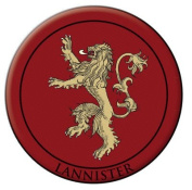 Game of Thrones Embroidered Lannister Patch 21-113