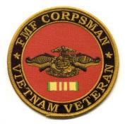FMF Corpsman Vietnam Veteran Patch