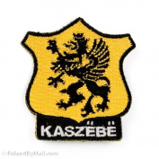 Sew-On Patch - Kaszuby, Poland Crest