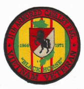 11th Armoured Cavalry Vietnam Veteran Patch