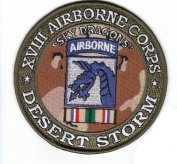 18th Airborne Corps Desert Storm Patch