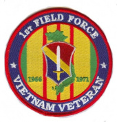 1st Field Force Vietnam Veteran Patch