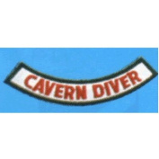 Cavern Diver Patch