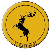 Game of Thrones Embroidered Baratheon Patch 21-112