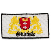 Sew-On Patch - Gdansk, Poland City Crest