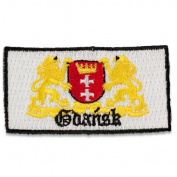 Sew-On Patch - Gdansk, Poland City Crest
