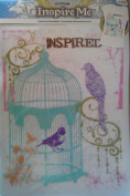 Inspire Me Iron-on Transfer Christian Theme