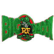 RAT FINK RF Big Daddy PATCHES # WITH.