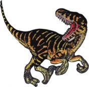 Velociraptor Deinonychus Raptor Dinosaur Patch