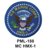 10cm Embroidered Millitary Large Patch MC HMX-1