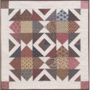 Charm Play (Oh Sew Charming!) Quilt Pattern By Larisa Key