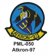 10cm Embroidered Millitary Large Patch Atkron-97