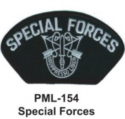 10cm Embroidered Millitary Large Patch Special Forces