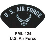 10cm Embroidered Millitary Large Patch U.S. Air Force