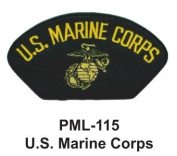 10cm Embroidered Millitary Large Patch U.s. Marine Corps