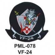 10cm Embroidered Millitary Large Patch VF-24