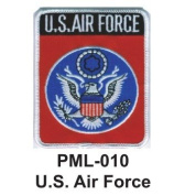 10cm Embroidered Millitary Large Patche U.S. Air Force