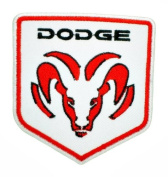 Dodge Viper Ram Motors Vintage Cars Trucks Logo Shirt CD03 Patches