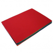 Assorted Fun Foam Sheet 23cm X 30cm X 0.2cm Thick