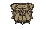 Mil-Spec Monkey Bulldog Head Large Patch