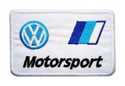 VW Volkswagen Motorsport Racing team Logo T Shirts CV02 Patches