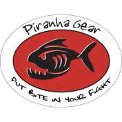 Piranha Gear Martial Arts Patch