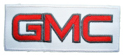 GMC Trucks vehicles Cars SUV pickups Logo CG01 Iron on Patches