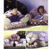 McCall's Patterns M9665 Kid Chairs, One Size Only