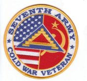 7th Army Cold War Veteran Patch