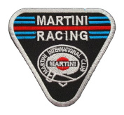 MARTINI Racing Team Porsche spider 918 T Shirts Logo CM05 Patches