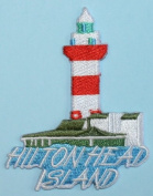 Hilton Head Island Travel Souvenir Embroidered Iron On Patch