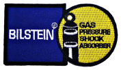 BILSTEIN Shocks Absorbers Suspension Motorsport Logo PB05 Patches